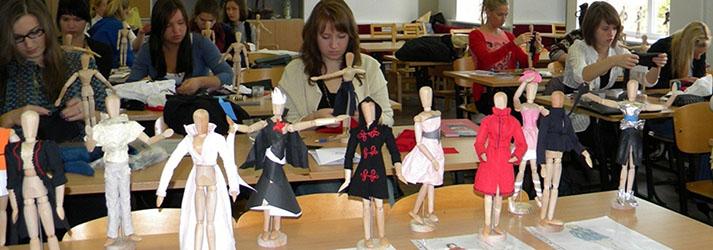 Giyim Üretim Teknolojisi
